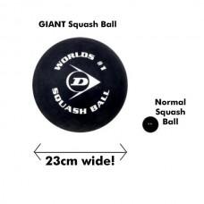 Мяч для сквоша надувной сувенирный Dunlop