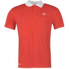 Одежда поло Dunlop Performanc Polo Sn00 Red М