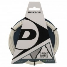 Струна для сквоша Dunlop Bio Great 17G wht 10m set