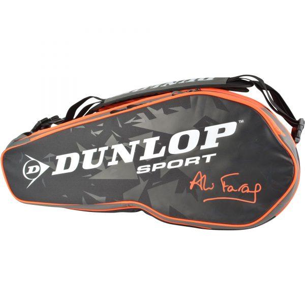 Чехол Dunlop Performance 8 racket Ali Farag ( Али Фараг)