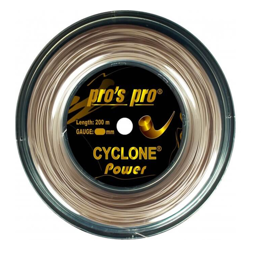 CYCLONE POWER
