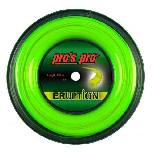 pros pro ERUPTION